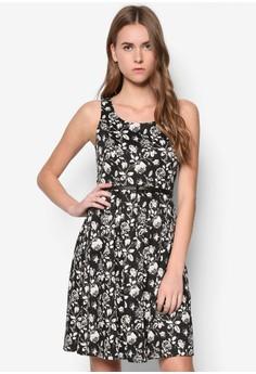 Collection Stretch Midi Tea Dress