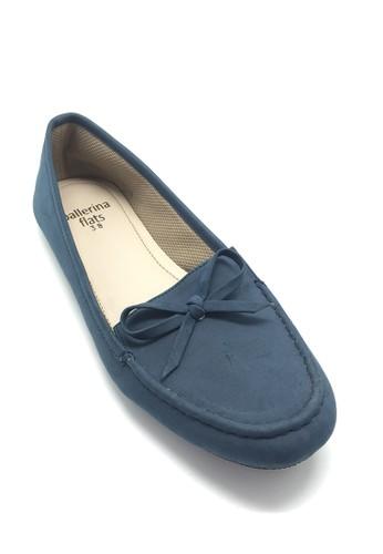 Ballerina Flats blue Alex Blue BA617SH95EIUID_1