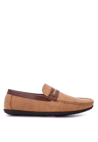 H2Ocean brown Narek Loafers & Moccasins H2527SH0KBG0PH_1
