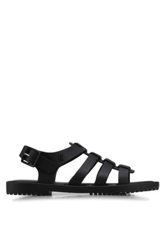 d47e99fa2f0a Melissa black Melissa Flox Unissex Ad Sandals ME121SH0STK8MY 1 45% OFF  Melissa Melissa Flox Unissex Ad Sandals RM 348.90 NOW RM 191.90 Sizes 5