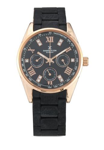 Daniel Klein black Daniel Klein Black Male Watches - DK10807-1 2CDECAC179BECFGS_1