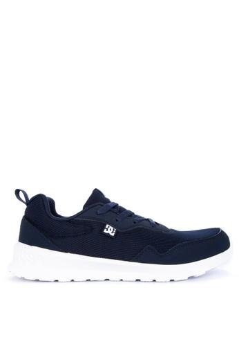 DC blue Hartferd Sneakers 171EASH1C30EABGS_1