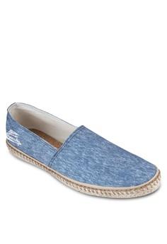 Adam 麻編懶人布鞋