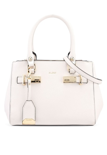 3483e0bf1f1 ALDO beige Balswan Top Handle Bag 82DEBACD758574GS 1