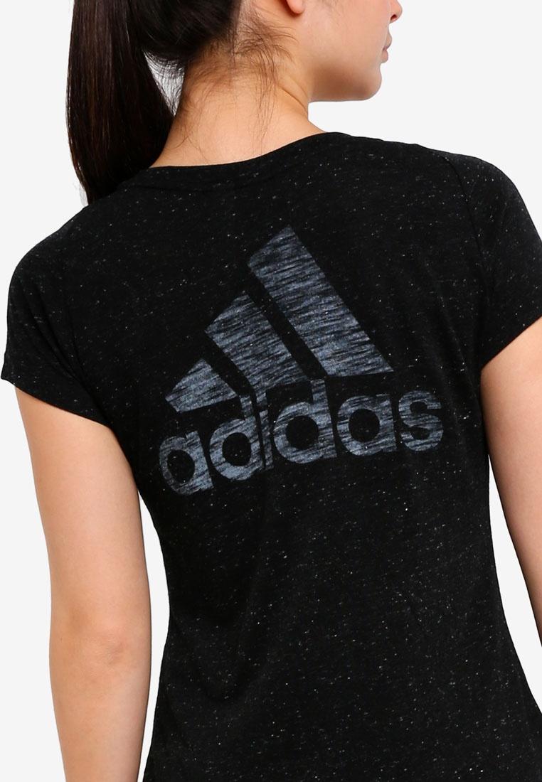 adidas winners tee adidas adidas tee Black adidas adidas winners Black THYFn