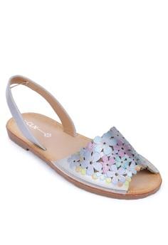 Jessica Flat Sandals