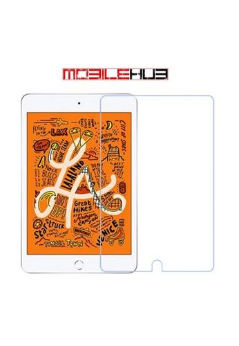 MobileHub white iPad Mini 5 2019 Premium Tempered Glass Screen Protector 08844ACBFD06F9GS_1