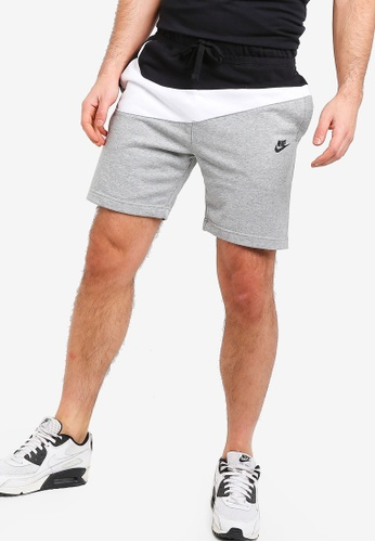 pick up fd249 50ce3 Nike grey As Men s Nsw Hbr Ft Stmt Shorts 0A0C5AA176A062GS 1