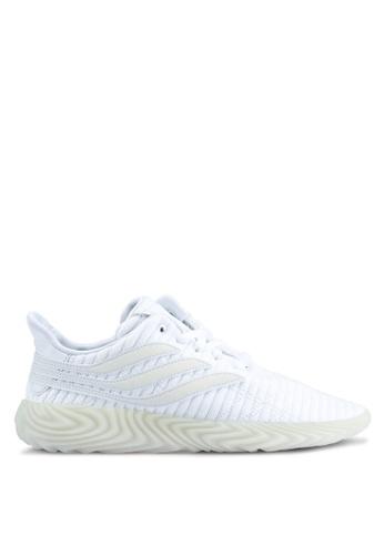 adidas white adidas originals sobakov sneakers 41083SH095D456GS_1