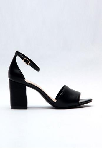 Emelyn black Aedos Heels 3BA17SH7F7A643GS_1
