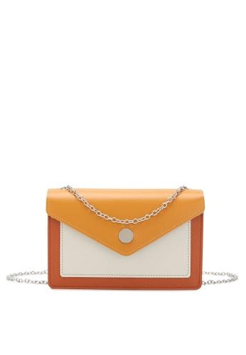 PLAYBOY BUNNY 黃色 Women's Sling Bag / Shoulder Bag / Crossbody Bag 565B6AC8EC3A54GS_1