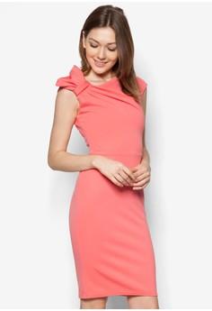 Shoulder Detail Dress