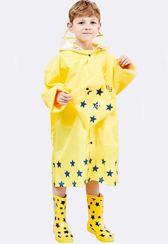 Twenty Eight Shoes yellow VANSA Fashion Cartoon Raincoat VCK-R201868 1334DKA8661594GS_1