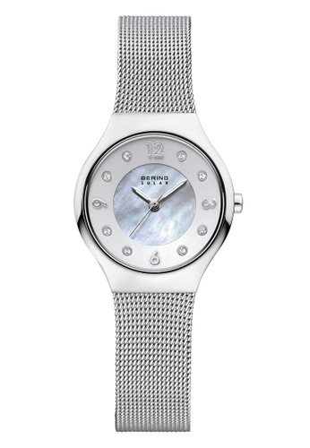 Bering silver Solar 14427-004 White 27 mm Women's Watch A2868ACDBBEAAEGS_1
