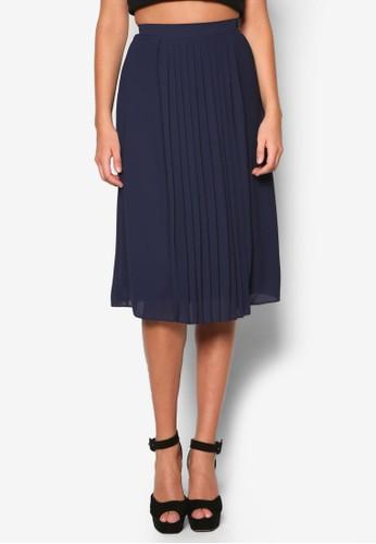 Petite 百褶及膝裙, 服飾, 服esprit 尺寸飾