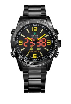 Ana-Digi LED Watch WH1009B-3C