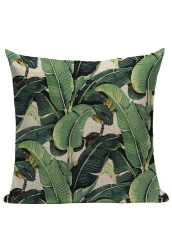 Homeliving.My Tropic Throw Pillow Banana 00679HL9FE4915GS_1