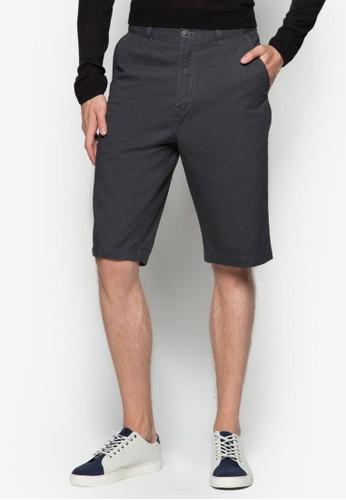 多口袋esprit hong kong百慕達休閒短褲, 服飾, 短褲