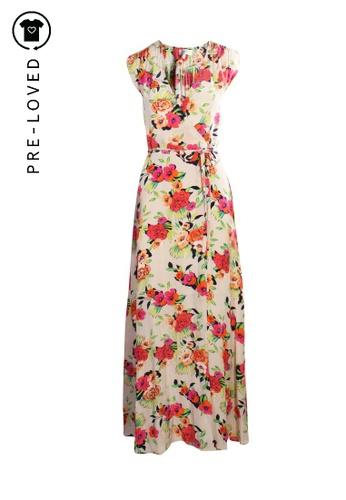 Yumi Kim multi Pre-Loved yumi kim Floral Maxi Dress 2E52FAA3E9A892GS_1
