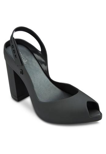 Draesprit hkgon IV 露趾高跟涼鞋, 女鞋, 魚口鞋