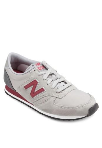 420 撞色運動鞋, 鞋, 運zalora 衣服尺寸動
