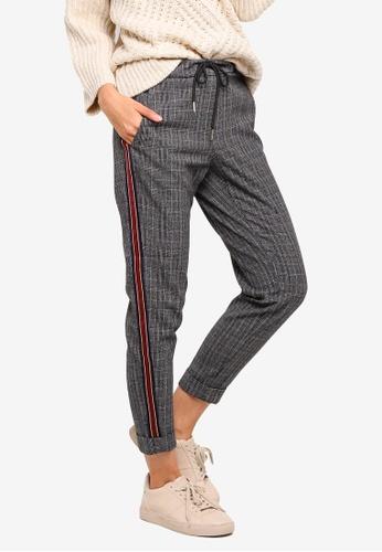 ESPRIT grey Woven Length Service Pants 59274AA6D5F024GS_1