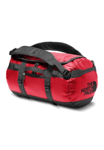 46d90fc9 The North Face black and red The North Face Base Camp Duffel TNF Red/TNF