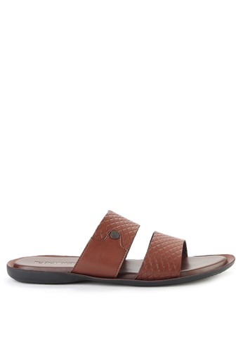 Watchout! Shoes brown Sandals Slip On 62F21SHF2A0CE3GS_1