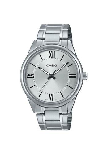 Casio silver CASIO GENERAL MTP-V005D-7B5UDF MEN'S WATCH 74A6AACF623809GS_1