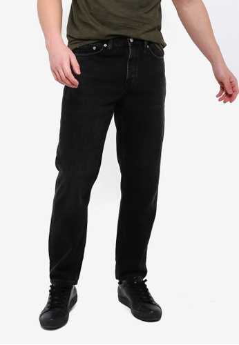 Washed Black Wrench Original Jeans