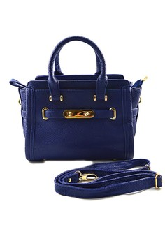 Queen Top Handle Bag with straps