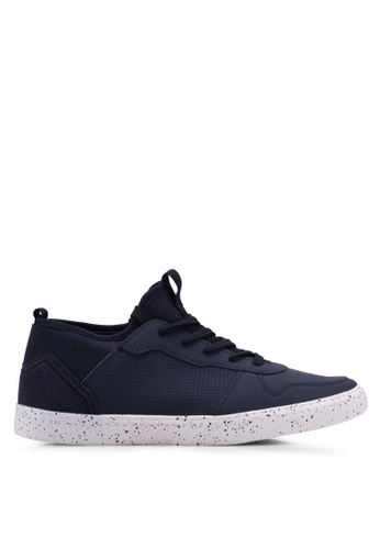 North Star blue Perforated Sneakers 9C257SHAE29ADCGS_1