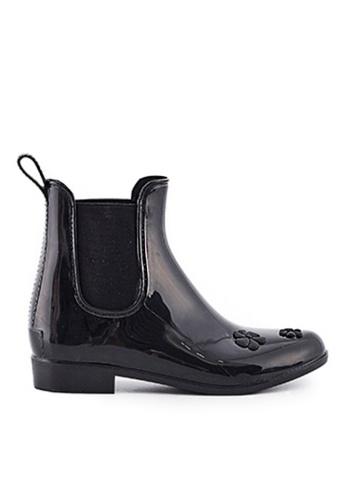 Twenty Eight Shoes black Sweety Rain Boots MM8212 D3513SHA1FB772GS_1