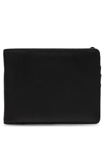 MANGO Man brown Pebbled Wallet 3457EAC1005CBDGS_1