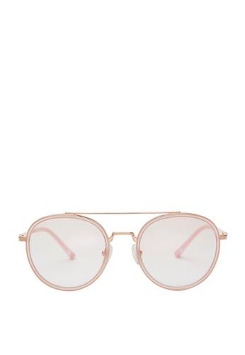 Carin pink Romy C2 Sunglasses DEFA1GLE85C6E7GS_1