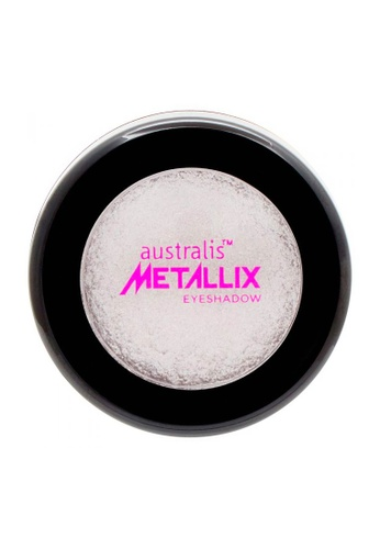 Australis silver Metallix Eyeshadow - Silver Club 7 4CF23BE88E0172GS_1