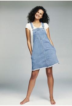 77ab8f3328b 20% OFF Cotton On Classic Denim Pini Dress HK  229.00 NOW HK  182.90 Sizes  4 6 8 10 12