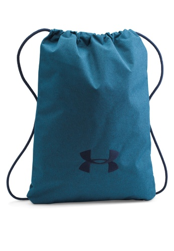 Under Armour blue UA Ozsee Elevated Backpack UN337AC66VFLMY_1