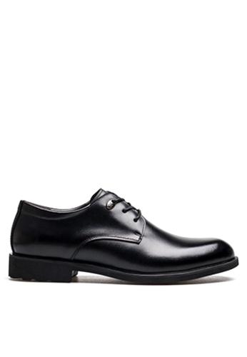 Twenty Eight Shoes 黑色 基本商務鞋 VSM-F36578 652F9SH623062BGS_1