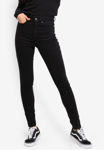 Factorie black The Skinny High Rise Jeans 75AF7AA908D2F5GS_1