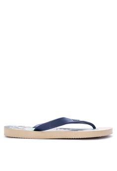 Dupe grey and multi Surfe Sandals & Flip Flops 6428BSH85E6B1DGS_1