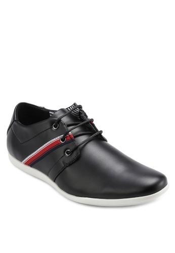 三眼繫帶正式休閒皮鞋, 鞋, esprit台灣門市休閒鞋