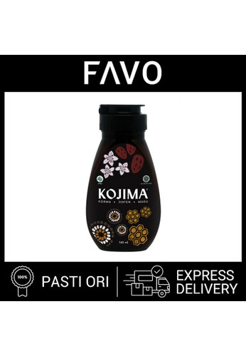 Kojima Kojima Korma Jintan & Madu - 140 mL - Meningkatkan Imun Tubuh B647AESB59F598GS_1