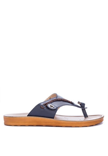 H2Ocean navy Absolom Sandals 55CFCSHDD46B7CGS_1