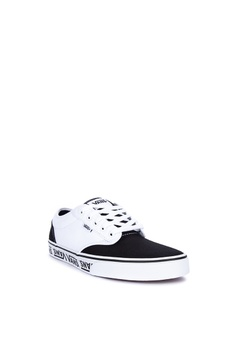 a8062658 10% OFF Vans Sidewall Logo Atwood Sneakers Php 3,498.00 NOW Php 3,149.00  Available in several sizes