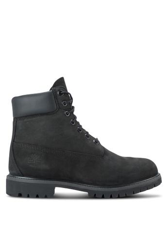 Timberland black Anti Fatigue 6 Inch Premium Boot TI063SH05QCOMY_1