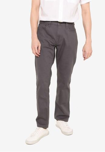 GAP grey Straight Jeans 2097AAAE99386CGS_1