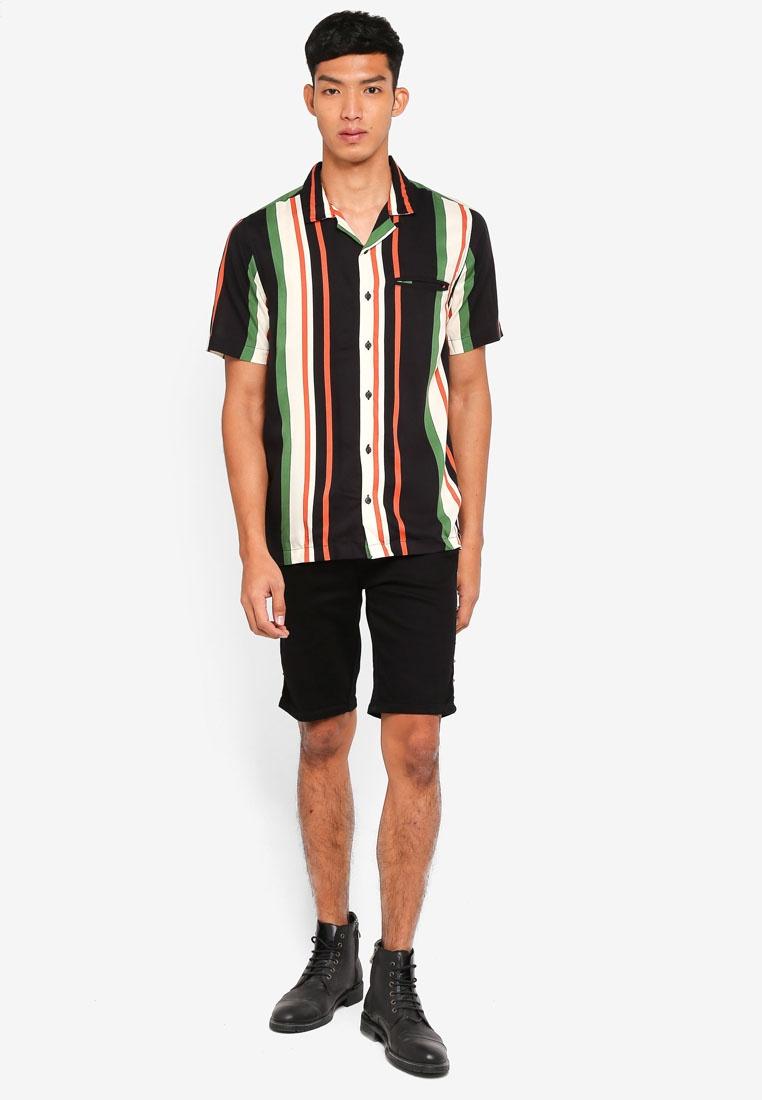 Black Shorts Skinny Shorts Skinny Topman Topman Black Black Black Black Tr6WTaUH