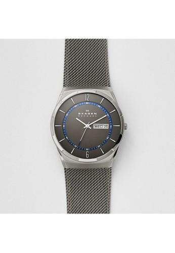 Skagen esprit outlet 桃園MELBYE男錶 SKW6078, 錶類, 紳士錶