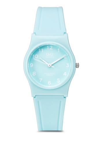 VP34J0esprit台灣70Y 矽膠圓錶, 錶類, 其它錶帶